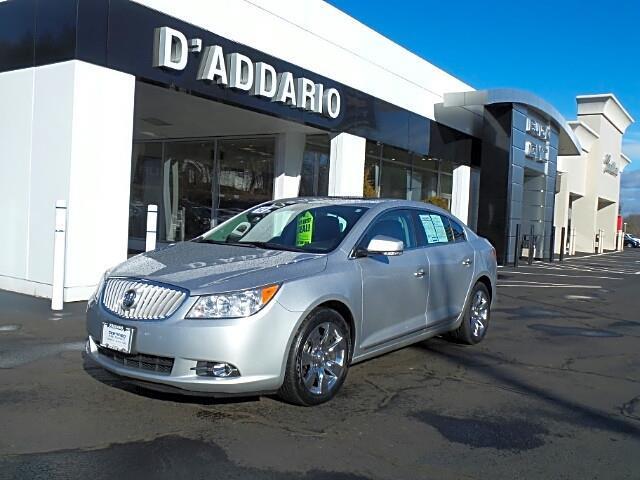 2012 Buick LaCrosse Premium 3 Premium 3 4dr Sedan