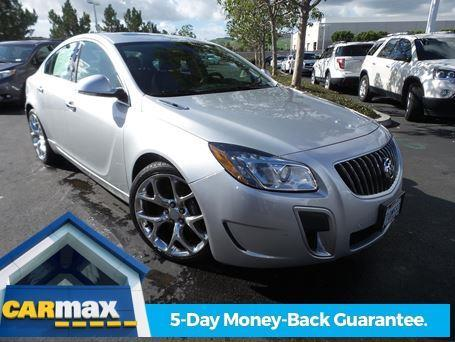 2012 Buick Regal GS GS 4dr Sedan