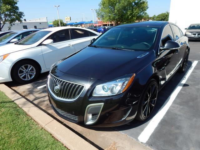 2012 Buick Regal Gs Gs 4dr Sedan For Sale In Oklahoma City