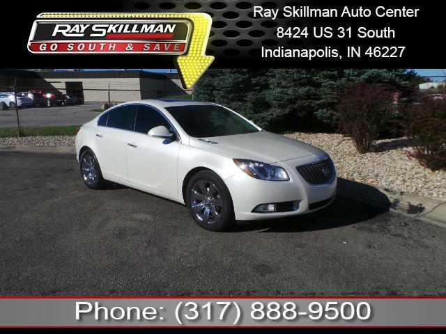 2012 Buick Regal Premium 2 Premium 2 4dr Sedan