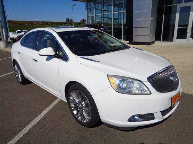 2012 Buick Verano Leather Group Leather Group 4dr Sedan