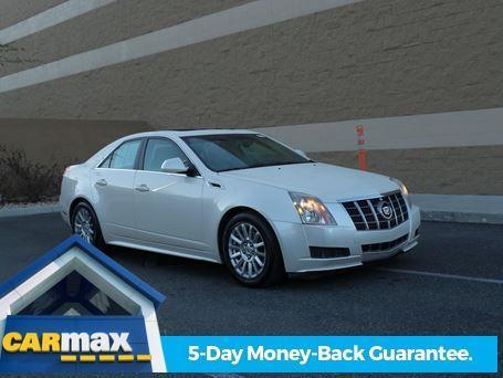 2012 Cadillac CTS 3.0L Luxury 3.0L Luxury 4dr Sedan