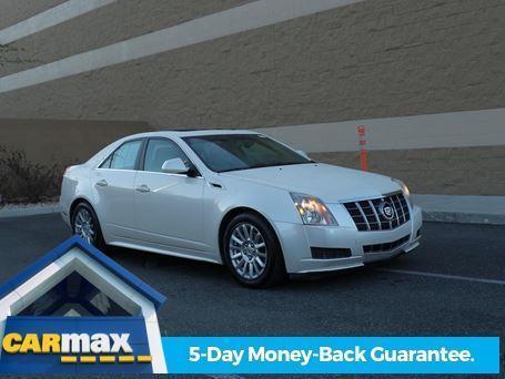 2012 Cadillac CTS 3.0L Luxury 3.0L Luxury 4dr Sedan