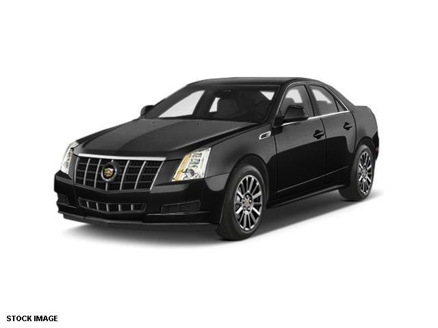 2012 Cadillac CTS 3.0L Luxury AWD 3.0L Luxury 4dr Sedan