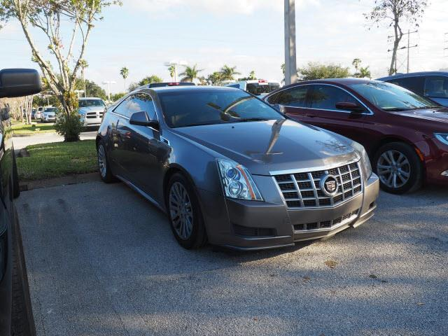 2012 Cadillac CTS 3.6L 3.6L 2dr Coupe