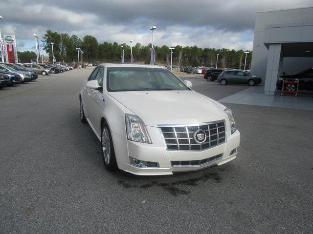 2012 Cadillac CTS 3.6L Performance 3.6L Performance 4dr