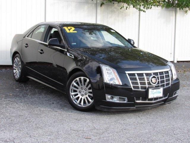 2012 Cadillac CTS 3.6L Premium AWD 3.6L Premium 4dr