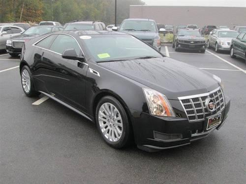 2012 Cadillac Cts Coupe 2dr Car 2dr Cpe Awd For Sale In