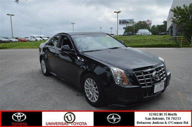 2012 cadillac cts luxury san antonio tx for sale in live. Black Bedroom Furniture Sets. Home Design Ideas