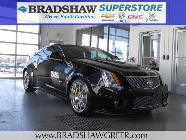 2012 cadillac cts v 2d coupe base for sale in greer south. Black Bedroom Furniture Sets. Home Design Ideas