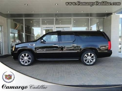 2012 cadillac escalade esv sport utility luxury for sale. Black Bedroom Furniture Sets. Home Design Ideas
