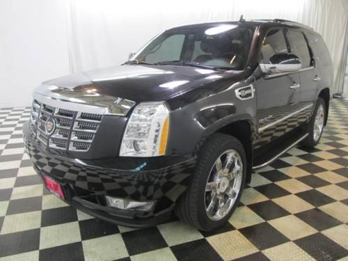 2012 cadillac escalade hybrid suv for sale in kellogg. Black Bedroom Furniture Sets. Home Design Ideas