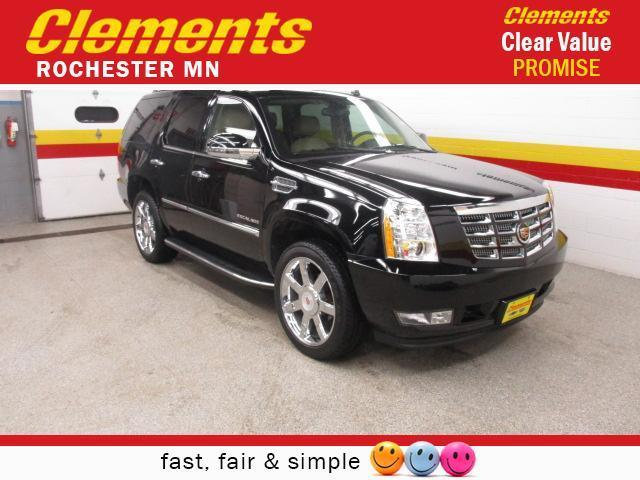 2012 cadillac escalade luxury awd luxury 4dr suv for sale in rochester minnesota classified. Black Bedroom Furniture Sets. Home Design Ideas