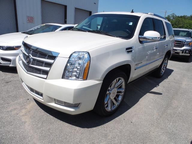 2012 Cadillac Escalade Platinum Edition AWD Platinum
