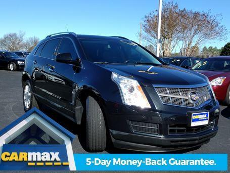 2012 Cadillac SRX Luxury Collection AWD Luxury