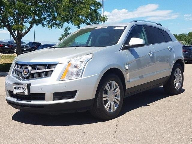 2012 cadillac srx luxury collection awd luxury collection 4dr suv for sale in longmont colorado. Black Bedroom Furniture Sets. Home Design Ideas