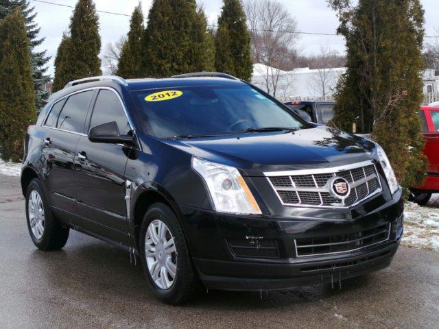 2012 cadillac srx luxury collection luxury collection 4dr suv for sale in meskegon michigan. Black Bedroom Furniture Sets. Home Design Ideas