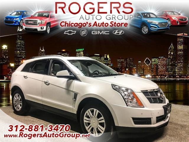 2012 cadillac srx luxury collection luxury collection 4dr suv for sale in chicago illinois. Black Bedroom Furniture Sets. Home Design Ideas