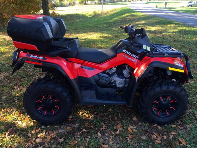 Page 25873 ,Used 2012 Can-Am OUTLANDER 800 XT in Monroe