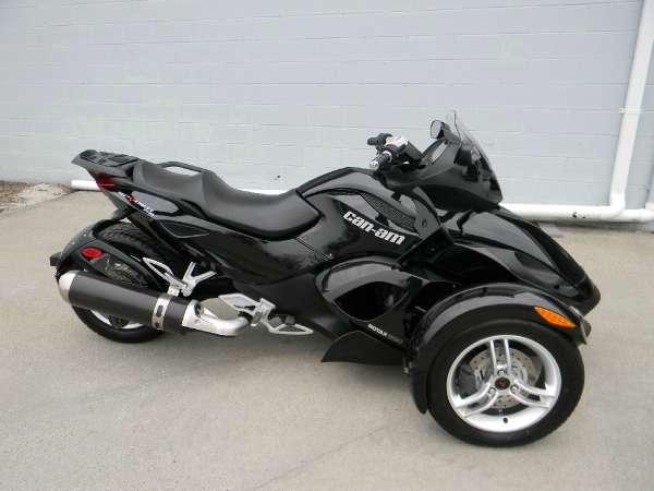 2012 Can Am Spyder Rs Se5 For Sale In Springfield