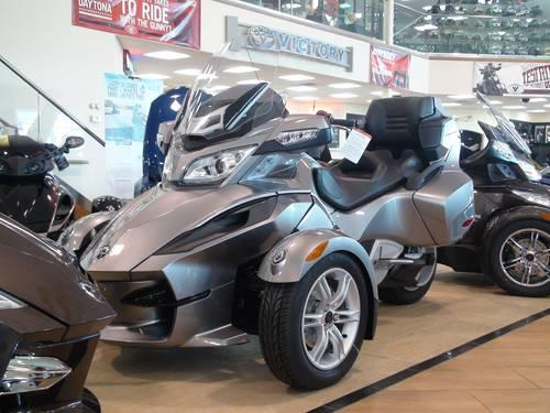 2012 can am spyder rt limited for sale autos post. Black Bedroom Furniture Sets. Home Design Ideas