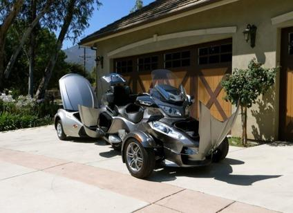 2012 Can Am Spyder RT-S 1 Owner
