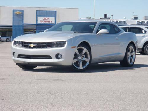 2012 chevrolet camaro 2 dr coupe lt for sale in wood river illinois classified. Black Bedroom Furniture Sets. Home Design Ideas
