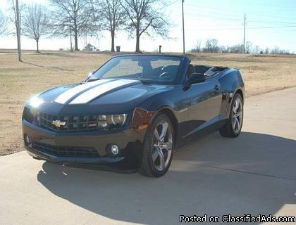 2012 Chevrolet Camaro For Sale In Florence Alabama
