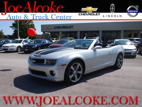 2012 chevrolet camaro convertible ss for sale in new bern north. Cars Review. Best American Auto & Cars Review