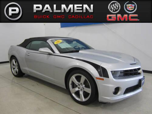 2012 Chevrolet Camaro Convertible Ss For Sale In Kenosha