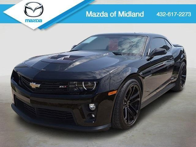 2012 chevrolet camaro coupe 2dr cpe zl1 for sale in midland texas. Cars Review. Best American Auto & Cars Review