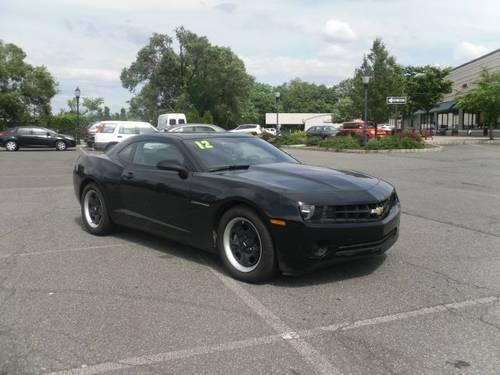 2012 Chevrolet Camaro Coupe Ls For Sale In Saddle Brook