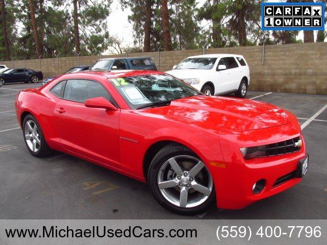 2012 Chevrolet Camaro Lt 2dr Coupe W 1lt For Sale In