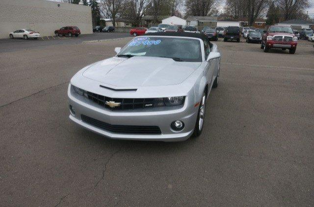 2012 chevrolet camaro ss 2dr convertible w 2ss for sale in warren michigan classified. Black Bedroom Furniture Sets. Home Design Ideas