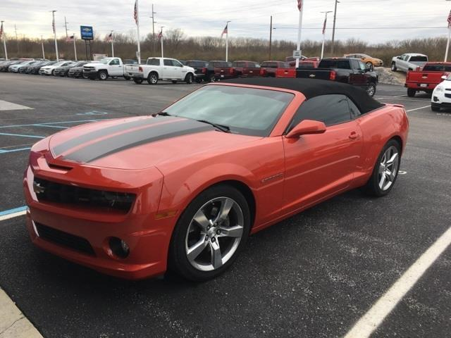 2012 chevrolet camaro ss ss 2dr convertible w 2ss for sale in camby indiana classified. Black Bedroom Furniture Sets. Home Design Ideas