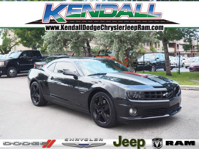 2012 Chevrolet Camaro SS SS 2dr Coupe w/2SS
