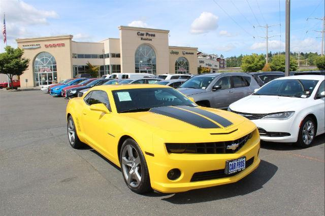 2012 chevrolet camaro ss ss 2dr coupe w 2ss for sale in renton washington classified. Black Bedroom Furniture Sets. Home Design Ideas