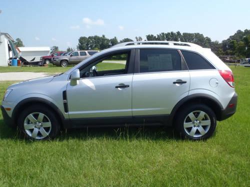 2012 Chevrolet Captiva Silver 4 Cyl 12k Mi For
