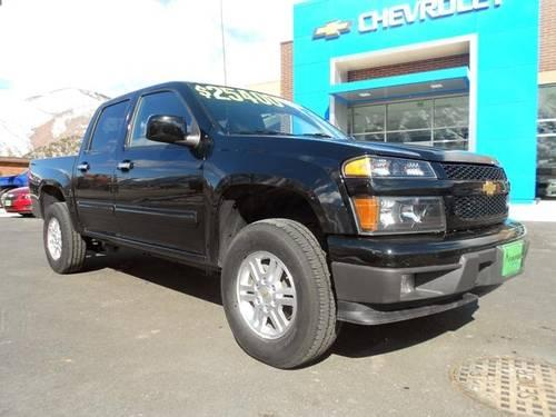2012 chevrolet colorado 4d crew cab 1lt for sale in cardiff colorado classified. Black Bedroom Furniture Sets. Home Design Ideas