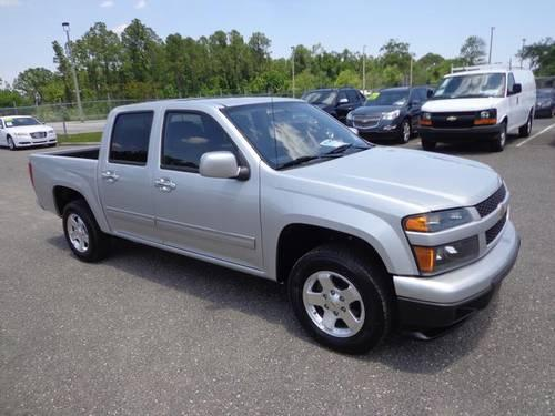 2012 chevrolet colorado 4d crew cab for sale in jacksonville florida classified. Black Bedroom Furniture Sets. Home Design Ideas