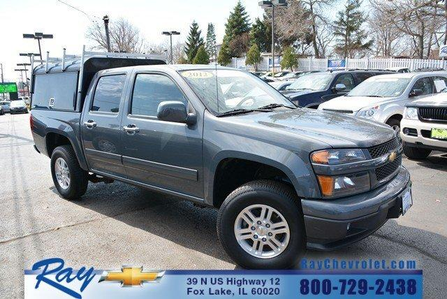 2012 chevrolet colorado 4x4 lt 4dr crew cab w 1lt for sale in fox lake illinois classified. Black Bedroom Furniture Sets. Home Design Ideas