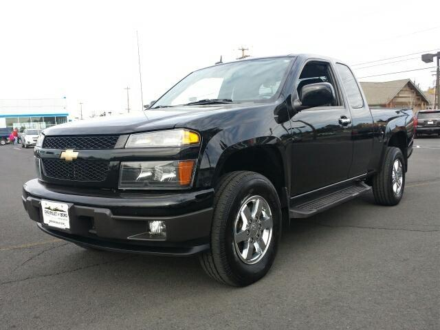 2012 chevrolet colorado bend or for sale in bend oregon classified. Black Bedroom Furniture Sets. Home Design Ideas