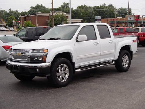 2012 chevrolet colorado crew cab 4x4 lt for sale in grantfork illinois classified. Black Bedroom Furniture Sets. Home Design Ideas