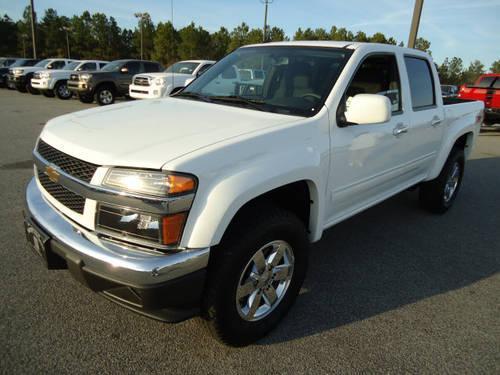 Woody Folsom Chevrolet >> 2012 Chevrolet Colorado Crew Cab LT Z71 for Sale in ...