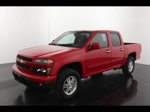 2012 Chevrolet Colorado Crew Cab Pickup Lt For Sale In