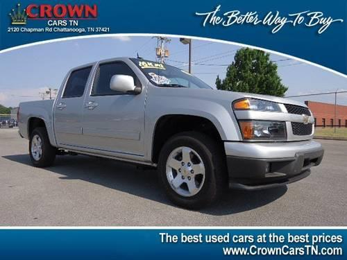 2012 chevrolet colorado crew cab pickup lt w 1lt for sale in chattanooga tennessee classified. Black Bedroom Furniture Sets. Home Design Ideas