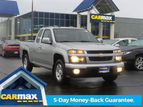 Carmax Extended Warranty >> 2012 Chevrolet Colorado LT 4x2 LT 4dr Extended Cab w/1LT for Sale in Naperville, Illinois ...