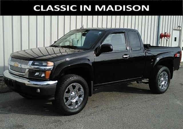 2012 chevrolet colorado lt 4x4 lt 4dr extended cab w 2lt for sale in madison ohio classified. Black Bedroom Furniture Sets. Home Design Ideas