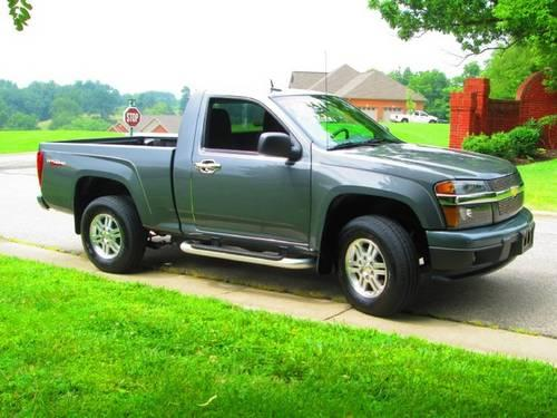 2012 chevrolet colorado pickup truck lt w 1lt for sale in williamstown kentucky classified. Black Bedroom Furniture Sets. Home Design Ideas