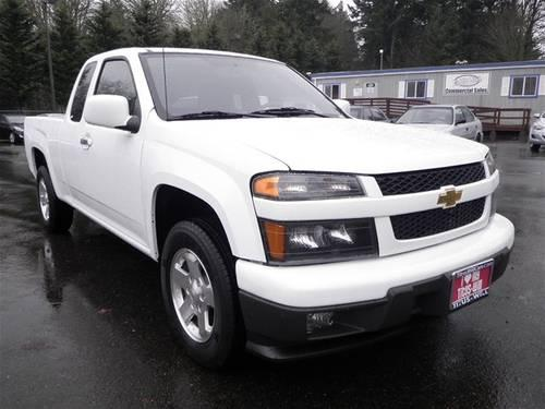 2012 chevrolet colorado truck 1lt for sale in olympia washington classified. Black Bedroom Furniture Sets. Home Design Ideas